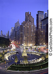 Columbus Circle New York City - Photo of Columbus Circle...