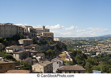 Narni Terni, Umbria, Italy - Old town and panorama