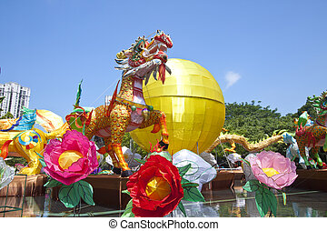 New Territories West Mid-Autumn Lantern Carnival