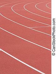 pista, atletismo