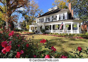 Antebellum House - Historic antebellum house dating from...