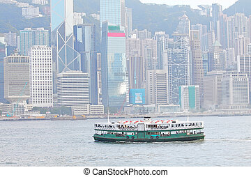 Hong Kong Ferry and Harbour