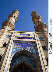 Mosque in iran - Mosque in iran