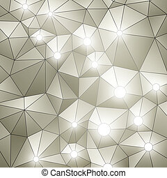 Glowing Background - Glowing abstract background, vector...