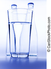 H2O - Water is the most important element for all lives on...