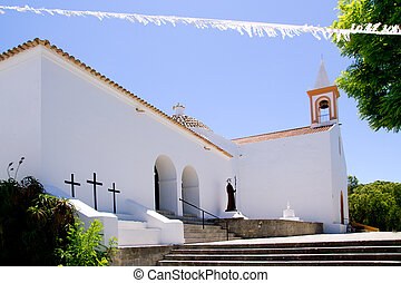 Ibiza Sant Joan Labritja San Juan church