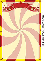 circus prospectus - Circus poster for your advertising