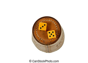 dice gambling eight