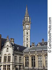 Ghent Clocktower