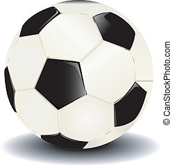 soccer ball - Just a soccer ball on the floor for you