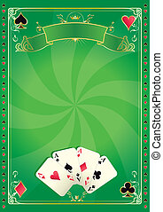 Vortex casino green background - A green vector background...