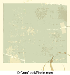 Vintage background. - Vector illustration of vintage...