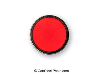Emergency stop button - A red stop and panic button. Easy to...