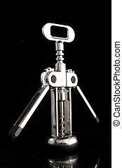 Metal cork screw
