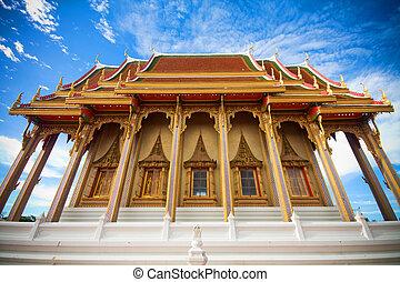 Wat Thailand - Wat in Ayutthaya, Thailand