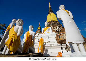 Temple in Thailand - Ayutthay Historical Park in Thailand