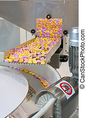 Production of sweets