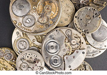 Pile of Watches