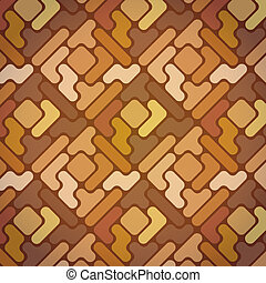 eps10 Seamless geometric pattern - illustration