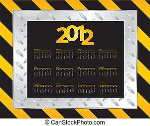 special Calendar Design - 2012