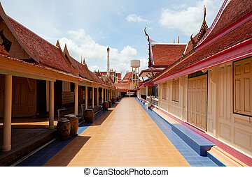 House for priests - House for Buddhist priests