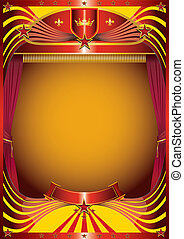 modern curtain - A background for your new show