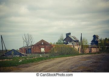 Tornado consequences