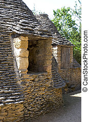 Bories of Breuil - The word borie was introduced into...