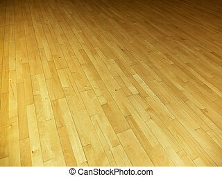 Gym floor background - Background from gym floor with wood