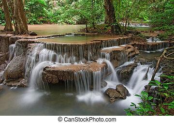 tropicais, Cachoeira