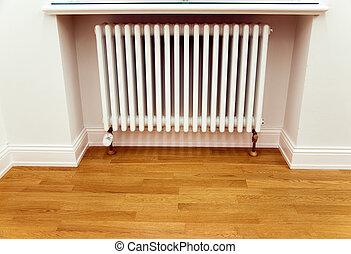 radiator parquet