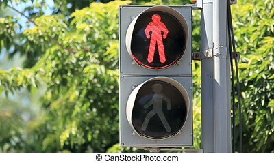 traffic lights  - transport concepts