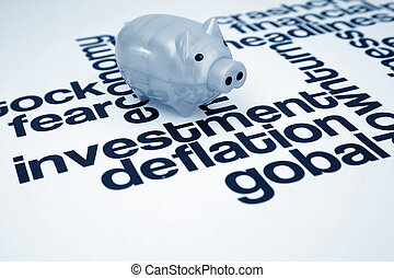 Investment and deflation
