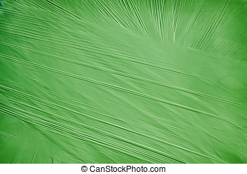 Green background from a packing material - Green background...