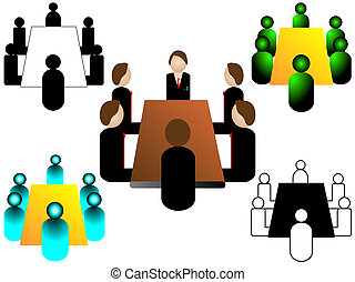 Business lunch Vector Clipart EPS Images. 7,796 Business ...