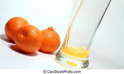 juice from fresh fruit