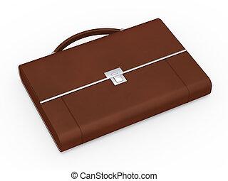 business bag briefcase brown