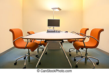tax office - meeting room in tax office