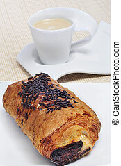 continental breakfast - an exemple of continental breakfast:...
