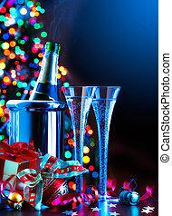 sztuka, nowy, rok, party(2)
