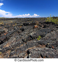 Craters of the Moon Volcanic Landscape