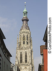 Cathedral of Breda, Holland