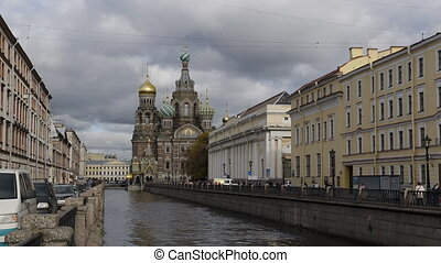 Savior on the Spilled Blood - Church of the Savior on the...
