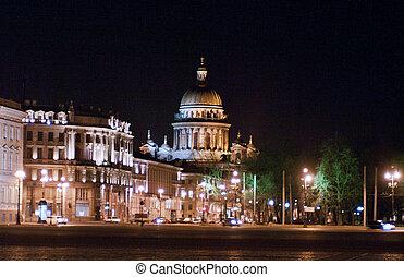 Isaac Cathedral - Saint Petersburg, Isaac Cathedral