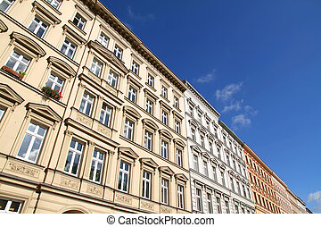 Classic Architecture in Berlin - Classic architecture in...