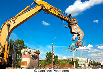 Hydraulic Crushing Hammer - Commercial and Industrial...