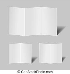 Vector Brochure Templates