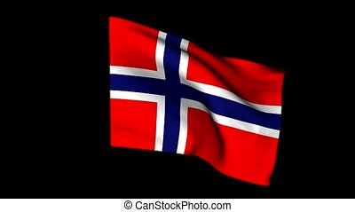 flag of norway - The series includes all the flags of...