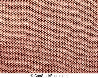 Knit semiwool fabric texture pattern.