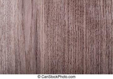 Texture of wood veneer